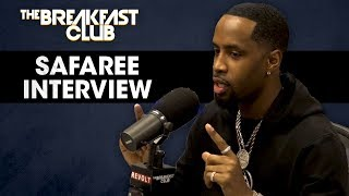 Did Safaree Leak His Own Nudes? He Revealed the Truth Behind the Photos + More