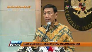 Wiranto: Nobar Film G30S/PKI adalah Hal yang Wajar
