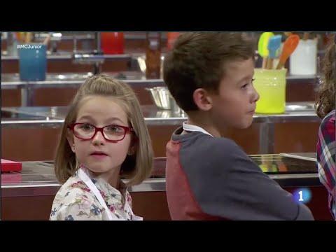 Mejores momentos de Laura y Lukas MasterChef Junior 3 Programa 1