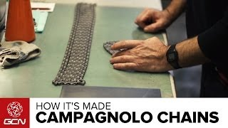Campagnolo - How A Campagnolo Chain Is Made