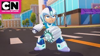 Mega Man: Fully Charged | Low Battery | Cartoon Network