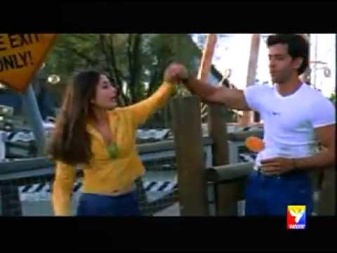 Hrithik Roshan , Kareena - Aye Dil Dil ki Duniya mein ♥