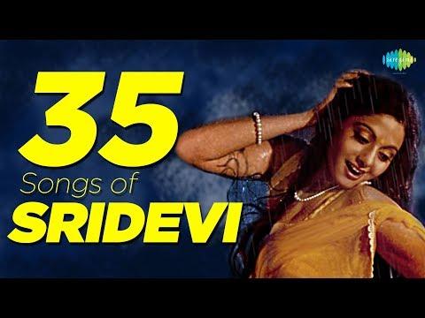 Xxx Mp4 Top 35 Songs Of Sridevi श्रीदेवी के 35 गाने HD Songs One Stop Jukebox 3gp Sex