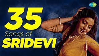 pc mobile Download Top 35 Songs of Sridevi | श्रीदेवी के 35 गाने | HD Songs | One Stop Jukebox