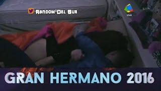Luifa masturba a Ivana Icardi - #GH2016