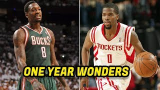 5 NBA Players That Had a Breakout Year.. Then Fell Off