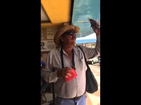 Ahi Vamos Balvin Chandy Flow canta el Bachaquero