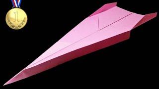 Miten tehdä HYVÄ PAPERILENNOKKI joka lentää pitkälle - maailman paras paperi lentokoneet | Dart+