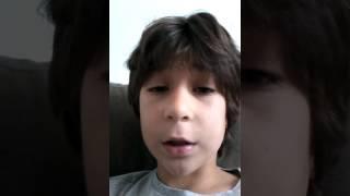 Meu primeiro vídeo(xex mito mito)
