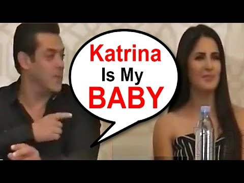 Xxx Mp4 Salman Khan Calls Katrina Kaif His BABY In Front Of Media 3gp Sex