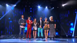 Samantha Jade: Live Verdict 3 - The X Factor 2012  (FULL)