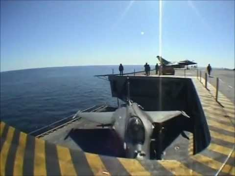 Charles de Gaulle CVN French Carrier Operations