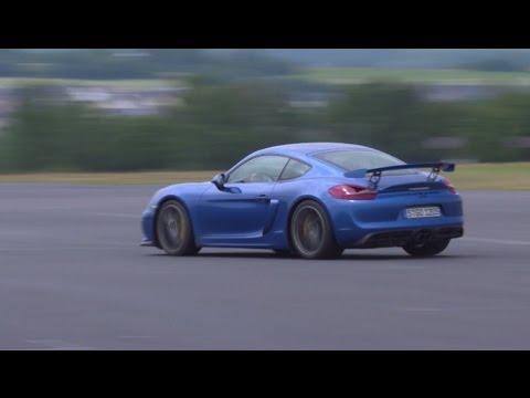 Porsche Cayman GT4: Der beste Porsche? - Fast Lap   auto motor und sport