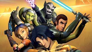 Star Wars Rebels Finale Trailer - PALPATINE'S HERE!