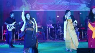 Bengali Song Coca Cola | Kalpana PatowaryLIVE