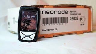 Neonode N1m: чудесное прикосновение (2005) - ретроспектива