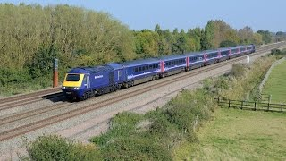 UK Trains At Speed 2015 HD
