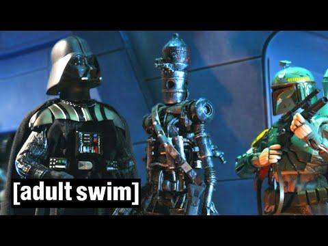Best Of The Droids Robot Chicken Star Wars Adult Swim