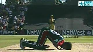 Mohammed Ashraful 100 vs  Australia 2005