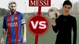 بشار عربي يتحدى ميسي فالمهارات!!! | الجزء الثاني | Messi VS Arab