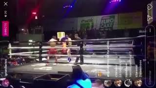 (KO R2) Ignasi 7 Muay Thai Gym vs Petchbuachat Rinmuaythai - Lumpinee Stadium