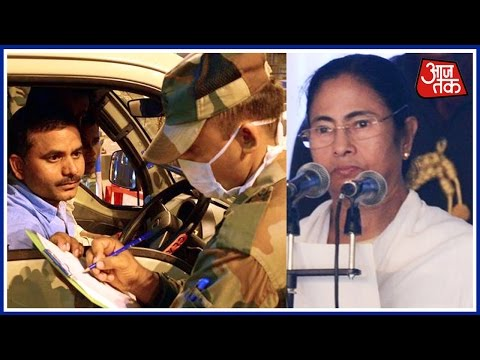 Khabare Superfast: Mamata Banerjee Sees Coup Plot In Army Presence At Toll Plazas In West Bengal