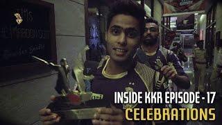 Celebrations   Inside KKR Episode 17   VIVO IPL 2016