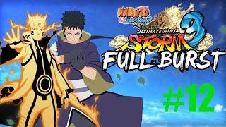 Naruto Shippuden: Ultimate Ninja Storm 3 Full Burst Walkthrough Part #12-Journey