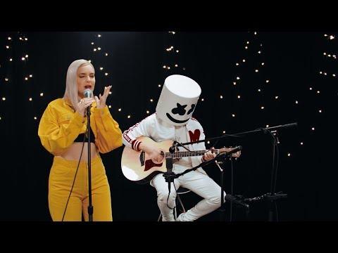 Xxx Mp4 Marshmello Amp Anne Marie FRIENDS Acoustic Video OFFICIAL FRIENDZONE ANTHEM 3gp Sex