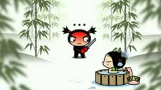 Pucca Flash Episode 2 - In the Bamboo Field