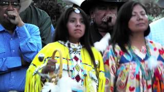 Apache Ceremony - Dressing