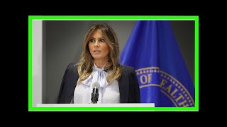 Melania Trump Shared Her Condolences After The Thousand Oaks Shooting