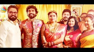 Namitha, Veera Wedding & Reception | Gayathri Raghuram, Trigger Shakthi, Radhika Sarathkumar