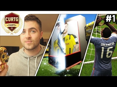MY NEW FIFA 17 SERIES! FIFA 17 ULTIMATE TEAM - CURT'S ULTIMATE RTG #CURTG EP 1