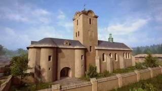 Rekonstrukcja cyfrowa Łysogóry 200 lat temu
