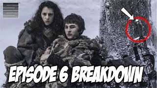 Game of Thrones Season 6 Episode 6 Recap / Review | Coldhands and Dark Sister?