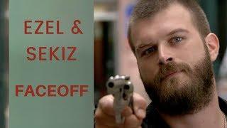 Ezel ❖ Season 2 ❖  Sekiz & Ezel Faceoff ❖ Kivanc Tatlitug ❖ English ❖