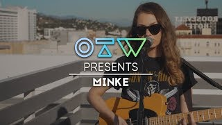 "Minke - ""Gold Angel"" 