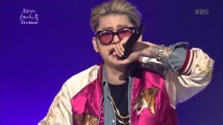 유희열의 스케치북 - 지코 & Babylon - Boys And Girls. 20160101