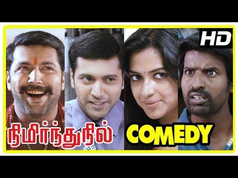 Xxx Mp4 Soori Latest Comedy 2017 Nimirnthu Nil Tamil Movie Full Comedy Part 1 Jayam Ravi Amala Paul 3gp Sex