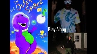 Barney In Outer Space Play Along Specialized/2nd Release