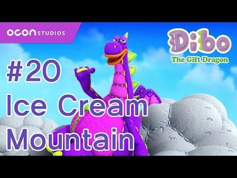 [OCON] Dibo the Gift Dragon Ep20 Ice Cream Mountain  ( Eng Dub)