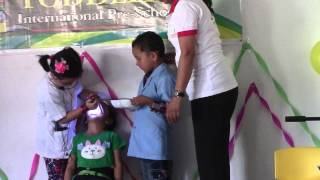 Drama...Important of Brushing Daily....UKG and LKG... Toddlers Intl