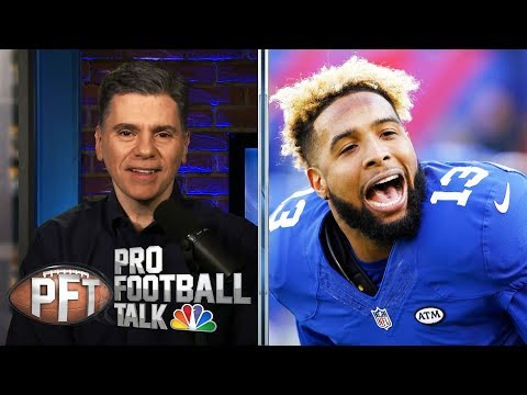 How the Giants completely fumbled Odell Beckham Jr. situation Pro Football Talk NBC Sports