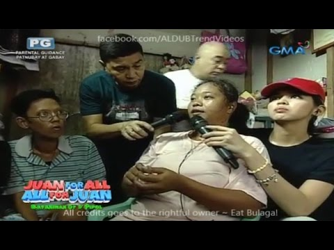 Eat Bulaga Sugod Bahay August 29 2016 Part 3 #ALDUBSilaNaBaAY