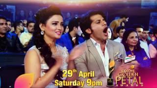 Colors Golden petal Awards: 29th April, 9pm