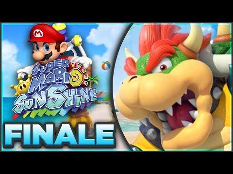 Xxx Mp4 Super Mario Sunshine 100 Walkthrough FINALE FINAL BOSS BOWSER Episode 11 🔴LIVE 3gp Sex