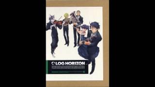 Log Horizon OST 5 - Ude ni Oboe Ari