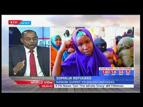 World View IGAD to host Nairobi Summit on Somalia refugees