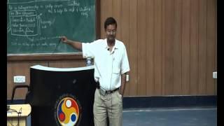 Mr Ram Krishna  in IES -2010 Part 1